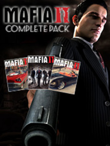 Mafia II Digital Deluxe Edition (PC Download)
