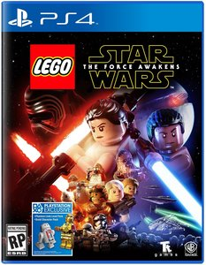 LEGO Star Wars: The Force Awakens (PS4 - Pre-owned)