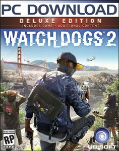 Watch_Dogs 2 Deluxe Edition (PC Download)