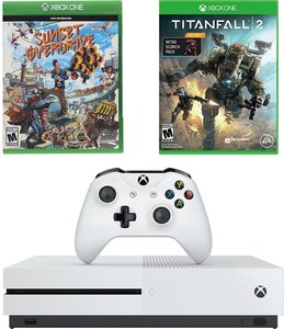 Xbox One S 1TB Console + Titanfall 2 + Sunset Overdrive