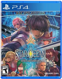 Star Ocean Integrity And Faithlessness (PS4 Download) - PS Plus Required