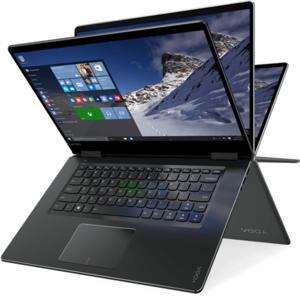 Lenovo Yoga 710 80U00000US Core i7-6500U, 8GB RAM, 256GB SSD, Full HD IPS 1080p