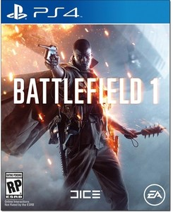 Battlefield 1 (PS4 Download) - PS Plus Required
