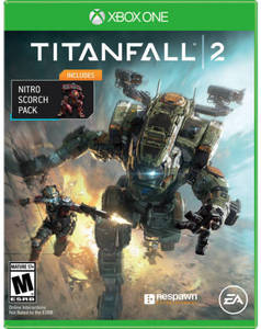 Titanfall 2 + Nitro Scorch Pack DLC (Xbox One)