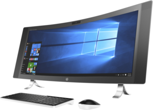 HP Envy Curved 34-a150 Core i7-6700T, 12GB RAM, 1440p Touch Display, GeForce GTX 960A