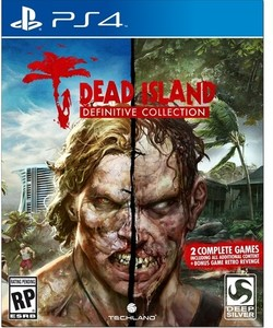 Dead Island Definitive Collection (PS4 Download) - PS Plus Required