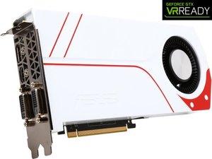 Asus GeForce GTX 970 TURBO-GTX970-OC-4GD5 4GB GDDR5 Graphics Card