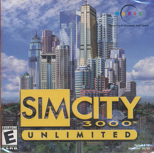 Simcity 3000 Unlimited (PC Download)