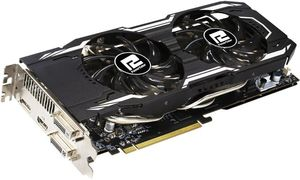PowerColor PCS+ Radeon R9 380X 4GB Video Card