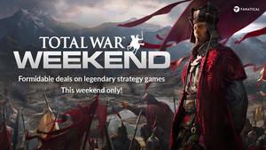 Fanatical Sale: Total War Weekend