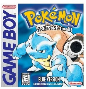 Pokemon Blue Version (Nintendo 3DS Download)