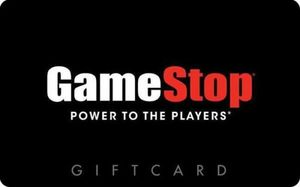 $100 GameStop Gift Card (Email Delivery)