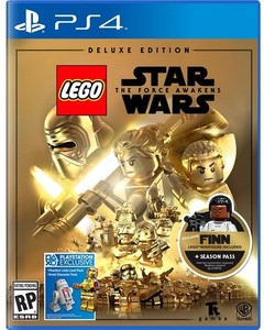 LEGO Star Wars: The Force Awakens Deluxe Edition (PS4 Download) - PS Plus Required