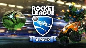 Rocket League 4-Pack (PC Download)