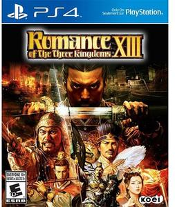 Romance of the Three Kingdoms XIII (PS4 Download) - PS Plus Required