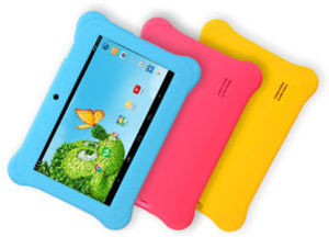"iRULU BabyPad 7"" 8GB Kids Tablet"