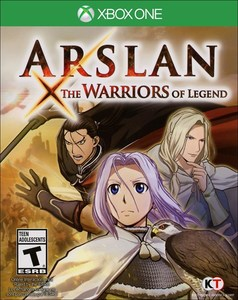Arslan: The Warriors of Legend (Xbox One Download)