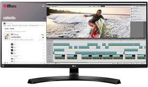 LG 34UM88C-P 34-inch UltraWide IPS LED Monitor