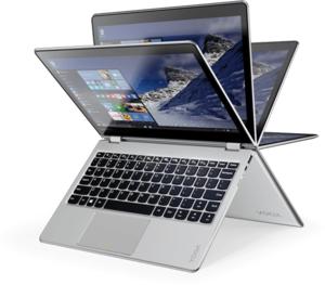 Lenovo Yoga 710 80TX000BUS Pentium 4405Y, 4GB RAM, 128GB SSD, 1080p IPS