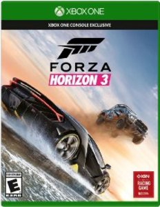 Forza Horizon 3 (Xbox One Download) - Gold Required