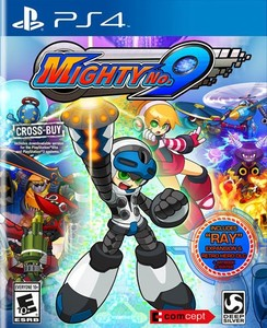 Mighty No. 9 (PS4 Download)