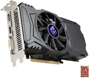 PowerColor Red Dragon Radeon RX 460 Video Card