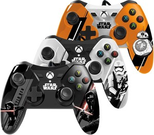 Power A Star Wars: The Force Awakens Xbox One Wired Controllers