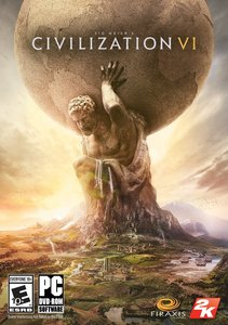 Sid Meier's Civilization VI (PC DVD) + $25 eGift Card