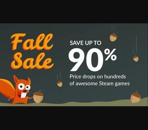 Fanatical Fall Sale
