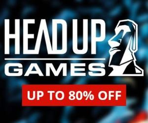 Green Man Gaming Sale: Head Up Games