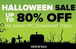 Gamestop Sale: Halloween PC Gaming