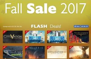 WinGameStore Fall Sale 2017