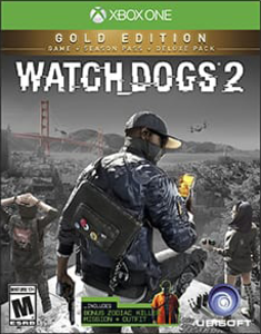 Watch Dogs 2 Gold Edition (Xbox One Download) - Gold Required