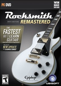 Rocksmith 2014 Edition - Remastered with Real Tone Cable (PC/Mac DVD)