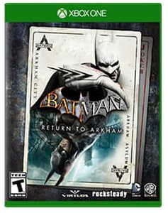 Batman: Return to Arkham (Xbox One Download) - Gold Required