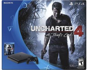 PlayStation 4 Slim Uncharted 4 Bundle (Requires Prime)