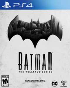 Batman: The Telltale Series (PS4 Download) - PS Plus Required