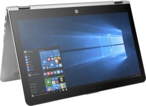 HP Envy x360 Core i7-7500U, 12GB RAM, 1TB HDD, 1080p IPS Touch