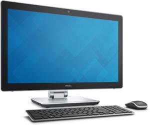 Dell Inspiron 24 7000 23.8-inch All-In-One, Core i5-6300HQ, 12GB RAM, 1TB HDD + 32GB SSD, GeForce 940M