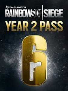 Tom Clancy's Rainbow Six Siege: Year 2 Pass (PC Download)