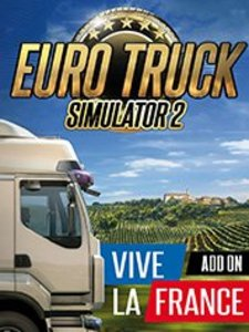 Euro Truck Simulator 2 Vive la France ! (PC Download)