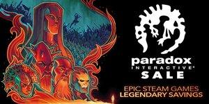 Fanatical Sale: Paradox Interactive