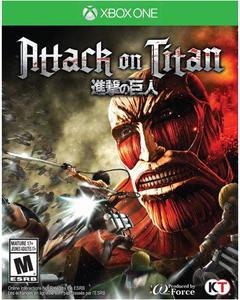 Attack on Titan (Xbox One) - Pre-owned