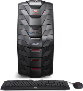 Acer Predator AG3-710-UW11 Destkop Core i5-6400, GeForce GTX 1060, 128GB SSD + 1TB HDD, 8GB RAM (Refurbished)