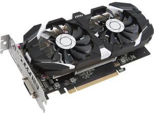 MSI GeForce GTX 1050 Video Card