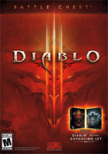 Diablo III Battle Chest (PC) - In-Store Only