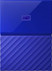WD My Passport 4TB External Hard Drive WDBYFT0040BBK