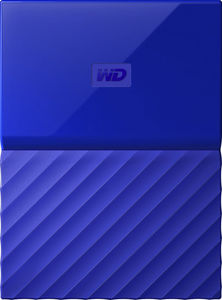 WD My Passport 4TB External Hard Drive WDBYFT0040BBL