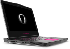 New Alienware 13 Core i5-7300HQ Kaby Lake, GeForce GTX 1050, 180GB SSD, Killer 1435 WiFi