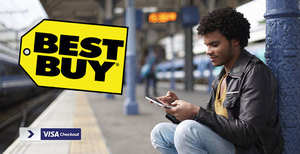 Best Buy: $25 Off $100+ Purchase (Visa Checkout)